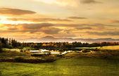 Stunning Sunrise in Scotland — Stock Photo