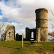 Kinnoull hill castle — Stock Photo #31116943