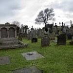 Graveyard in Stirling — Stock Photo #40789191