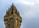 Close Shot of Wallace Monument in Stirling — Stock Photo