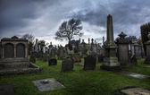 Stirling Graveyard — Stockfoto