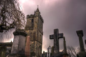 Church of the Holy Rude in Stirling Scotland — Stock Photo