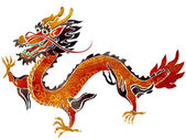 East Dragon — Stock Photo