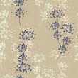 Foto Stock: Floral seamless pattern