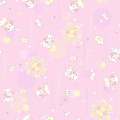 Seamless pattern for children — Stock fotografie