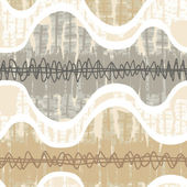 Vivid repeating map seamless pattern — Stock Photo
