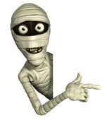 Mummia 3d — Foto Stock