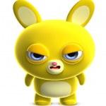 Sad bunny — Stock Photo #13271128