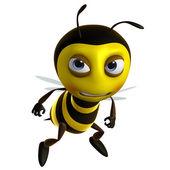 Sad bee — Stock Photo