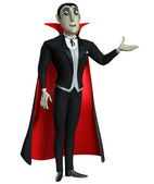 Count Dracula — Stock Photo