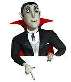 Count Dracula — Stock Photo