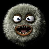Furry mutant — Stock Photo