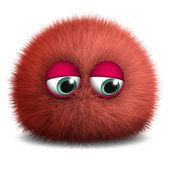 Polvo rojo — Foto de Stock