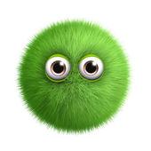 Green toy — Stock Photo