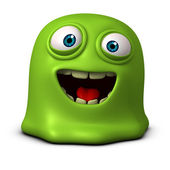 Cute monster — Stock Photo