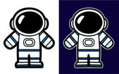 Space Suit — Stock Vector