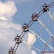 Ferris wheel — Stock Video