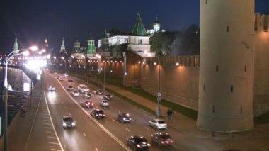 Moscow kremlin — 图库视频影像