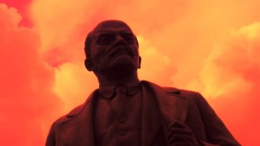 Vladimir Lenin — Stock Video