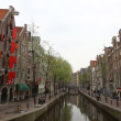 Amsterdam Red Light District, Erotic Museum, Holland — Stock Video