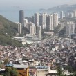 Favela Rocinha, Rio de Janeiro, Brazil - Stock Photo