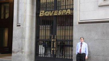 Bovespa Brazilian Stock Exchange Market — Stock Video