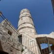 David tower, Jerusalem old city — Stock Video