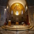 Basilica Church of the Dormition, Jerusalem - 图库照片