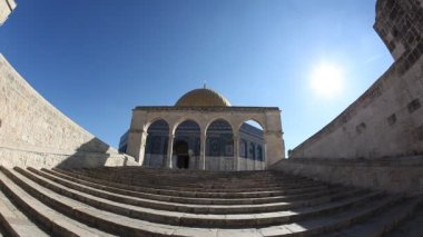 Dome of the Rock — Stock video