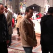 Christmas Mass at the Basilica of Annunciation in Nazareth, Israel - 