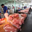 Meat market, China — Stock Video #21621867