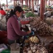 Lijiang Chinese market — Stock Video