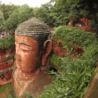 Giant Buddha, Leshan, China - Foto Stock