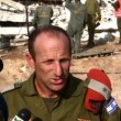 General Major Eyal Eizenberg, head of the Home Front Command, Israel — Stok video