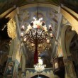 The Greek Orthodox Church of the Annunciation in Nazareth Israel - Foto Stock