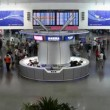 Stock Video: Shenzhen airport, China, time lapse
