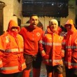 Spanish paramedics red cross in Las Palmas de Gran Canaria, Spain - Stock Photo