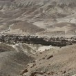Stock Video: Wilderness of Zin Desert in Negev district in southern Israel