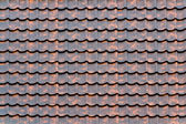 Material of house roof — Stock Photo