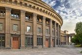 Novosibirsk academic opera theatre — Stock Photo