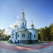 церковь пресвятой девы марии — Стоковое фото