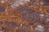 Rusty Stone — Stock Photo