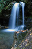 Grotto Falls — Stockfoto