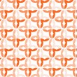 Abstract geometric vector seamless pattern. — Stock Photo