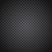 Pentagon Cell Metal Background, Vector Illustration. — Stock Vector