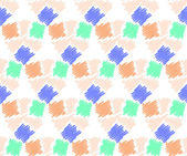 Abstract vector seamless pattern — Stockvektor