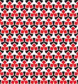 抽象矢量无缝模式 — 图库矢量图片