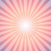 Sunrise Sun Sunburst Pattern, Vector illustration — Stock Vector