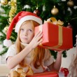 Christmas box — Stock Photo #16321643