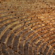 Ancient Greek theater in Turkey — Stock Photo